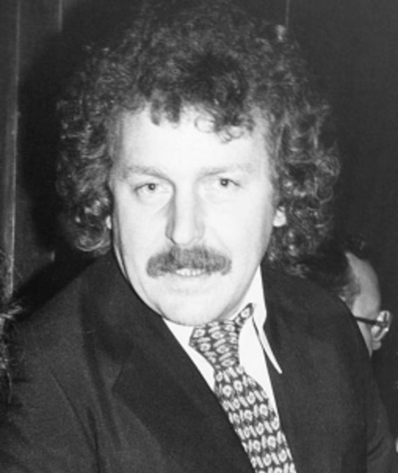Photo of Alf Brustellin