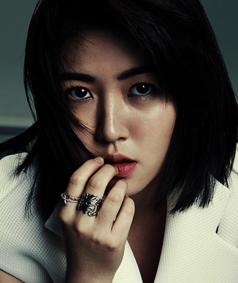 Photo of Shim Eun-kyung