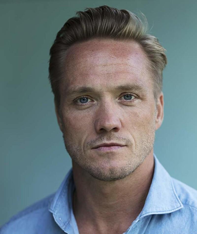 Photo of Christian Hillborg