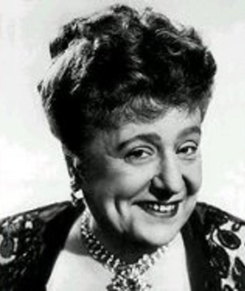 Photo of Florence Bates