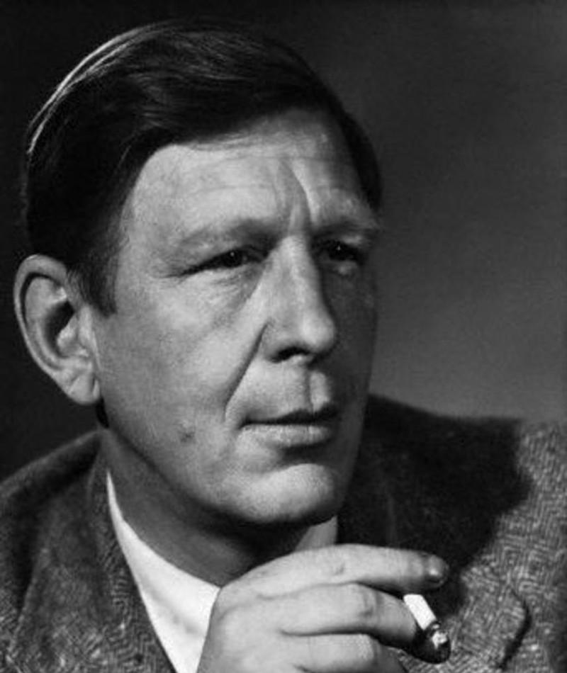 Photo de W.H. Auden