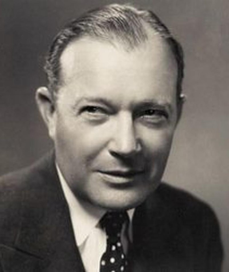 Photo of Willard Robertson