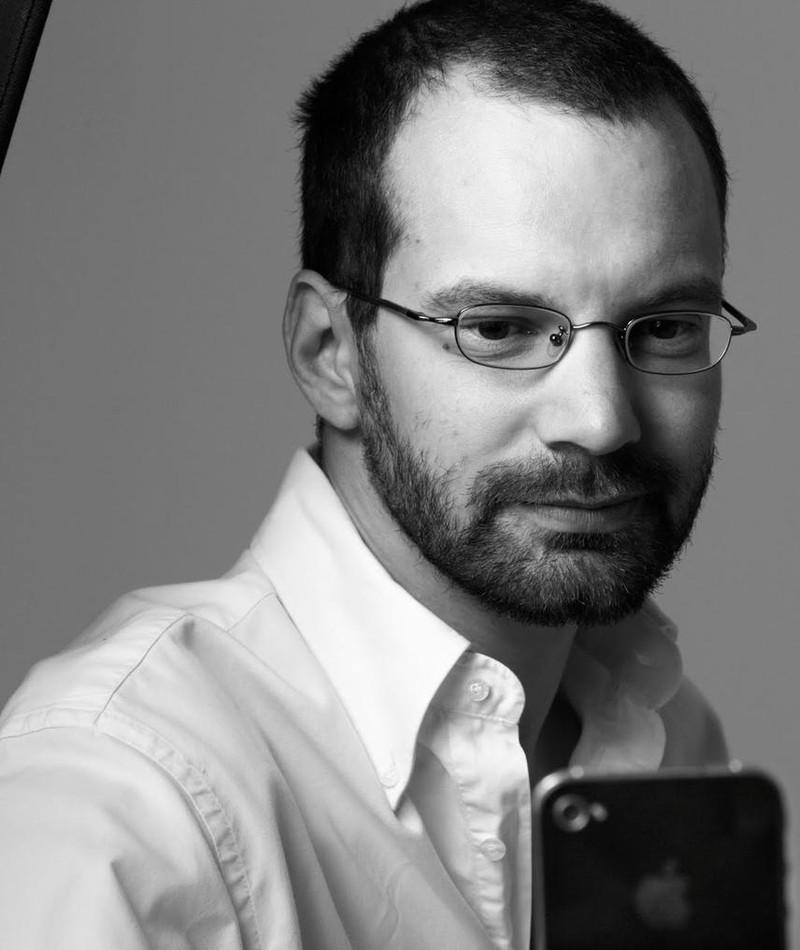 Photo of Mátyás Erdély