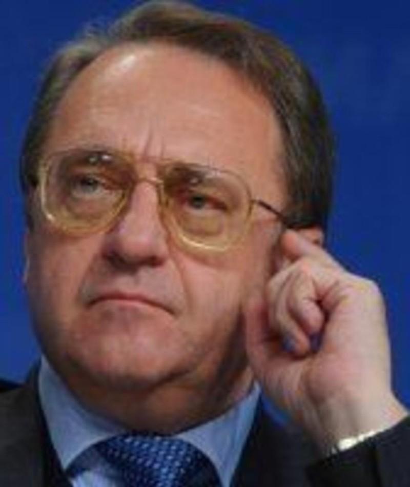 Photo of Mikhail Bogdanov