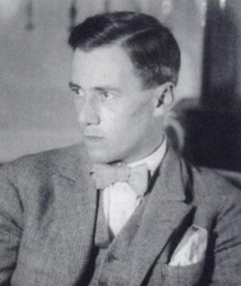 Photo of Hans Richter