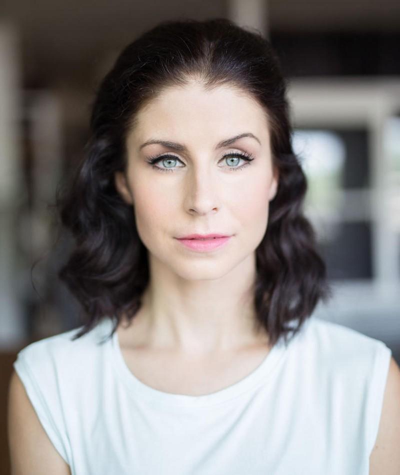 Photo of Sarah Steben