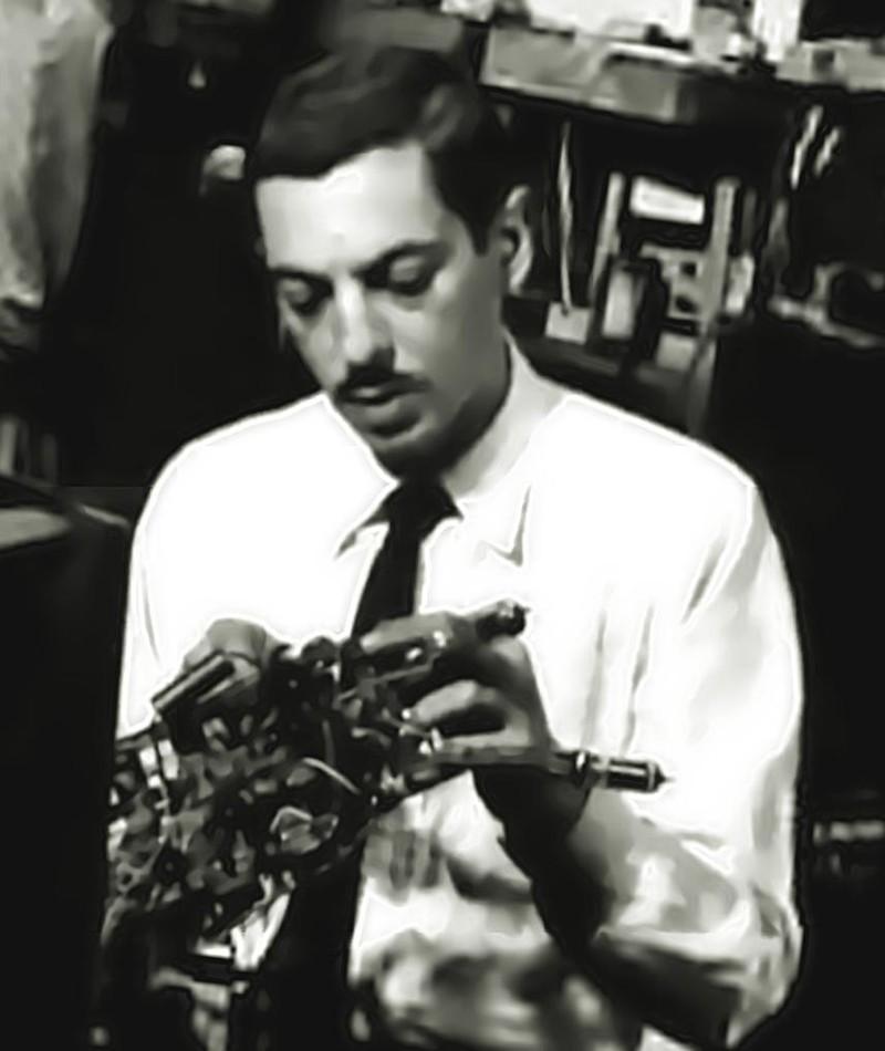 Photo of Louis Barron