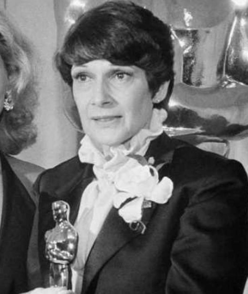 Photo of Theoni V. Aldredge