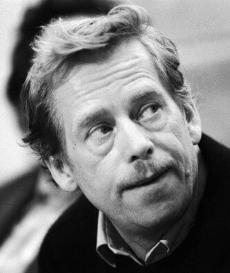 Photo of Václav Havel