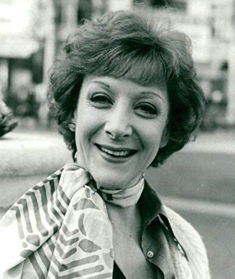 Photo of Sheila Steafel