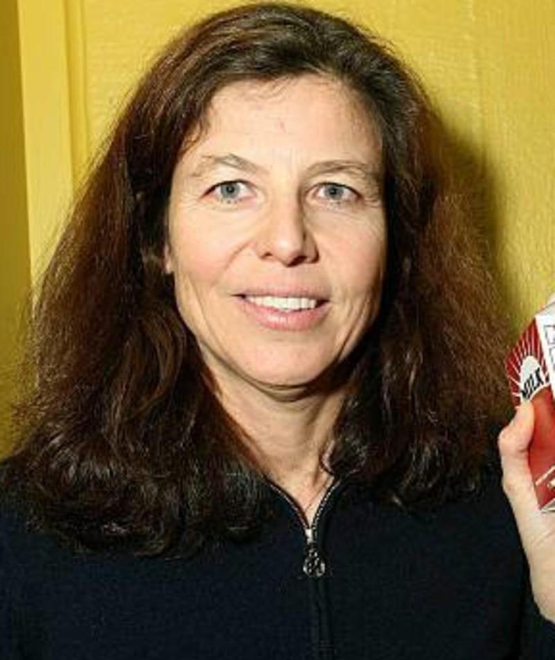 Photo of Agnès Mentré