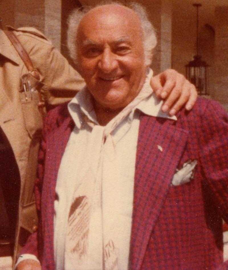 Photo of Herbert Steinmann