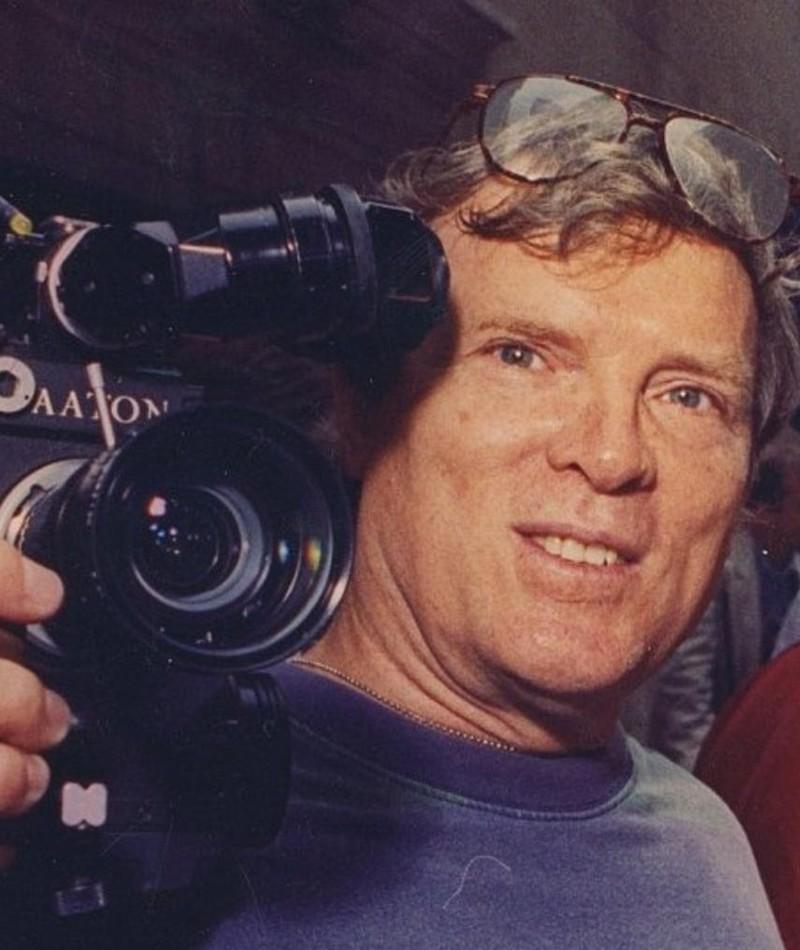 Photo of D.A. Pennebaker