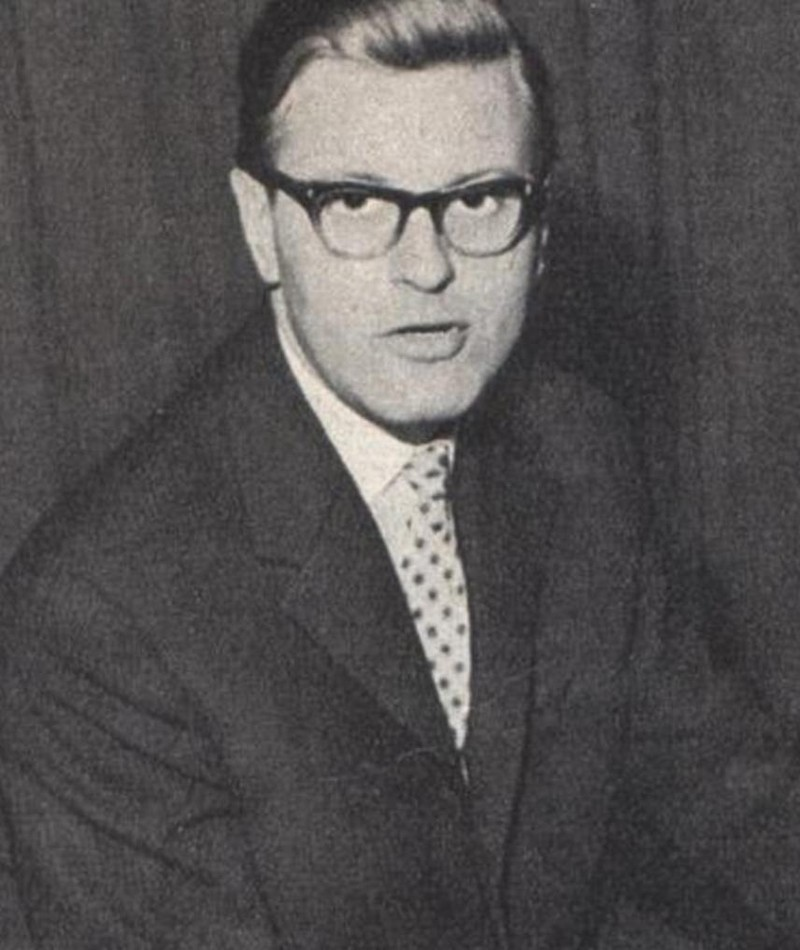Photo of Gerhard Heinz