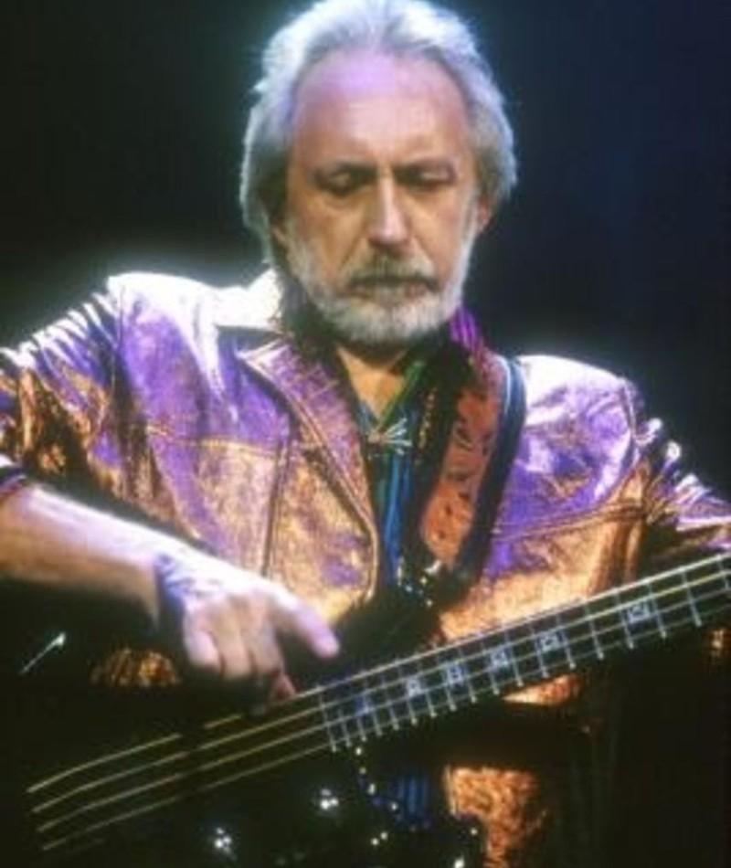 Photo of John Entwistle