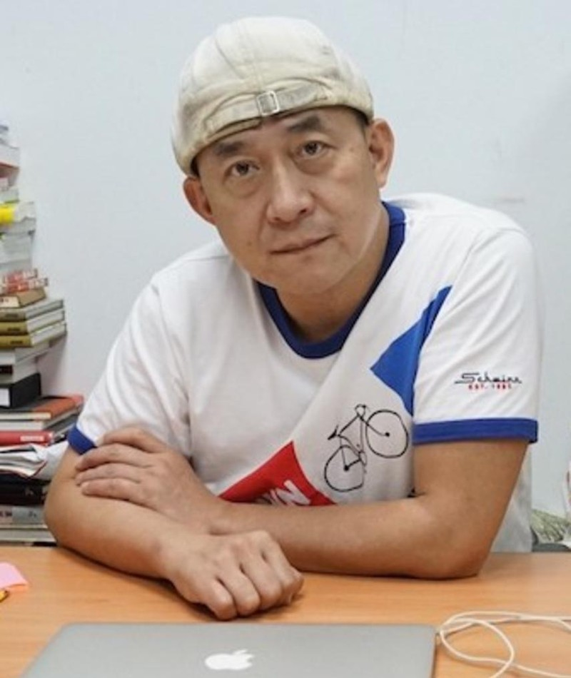 Photo of Chien-Ho Huang