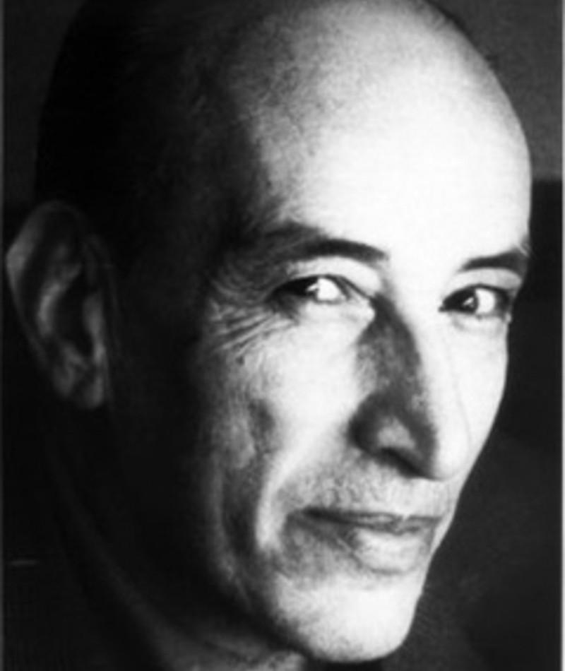 Photo of José Val del Omar
