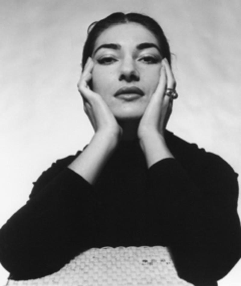 Photo of Maria Callas