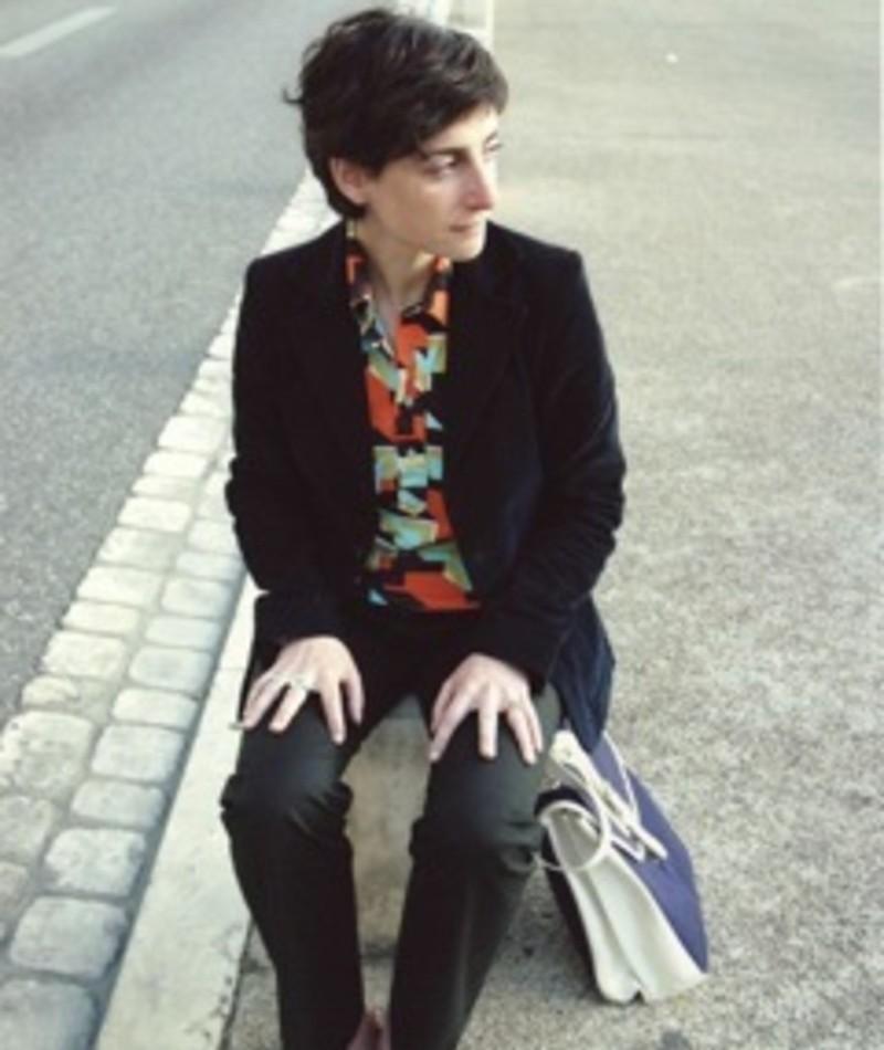 Photo of Valérie Mréjen