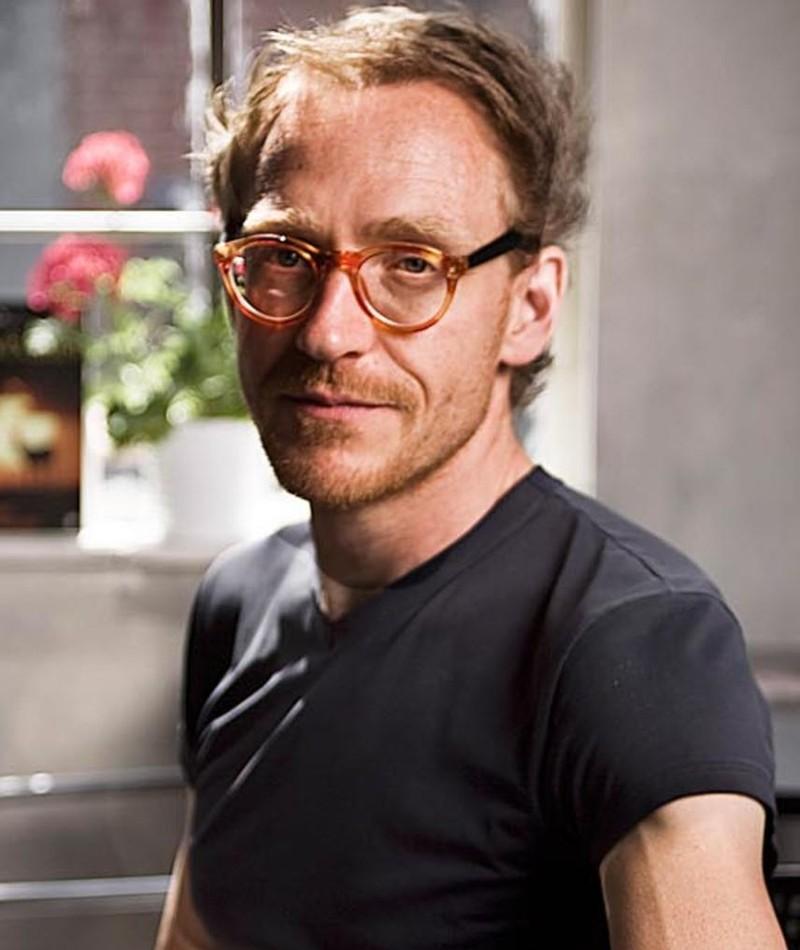 Photo of Cyrus Frisch