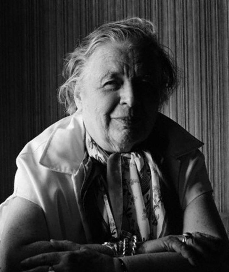 Photo of Marguerite Yourcenar