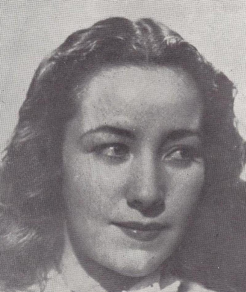 Photo of Margarita Cortés