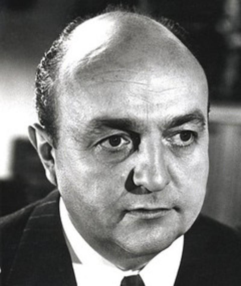 Photo of Bernard Blier