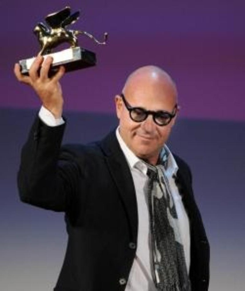 Photo of Gianfranco Rosi