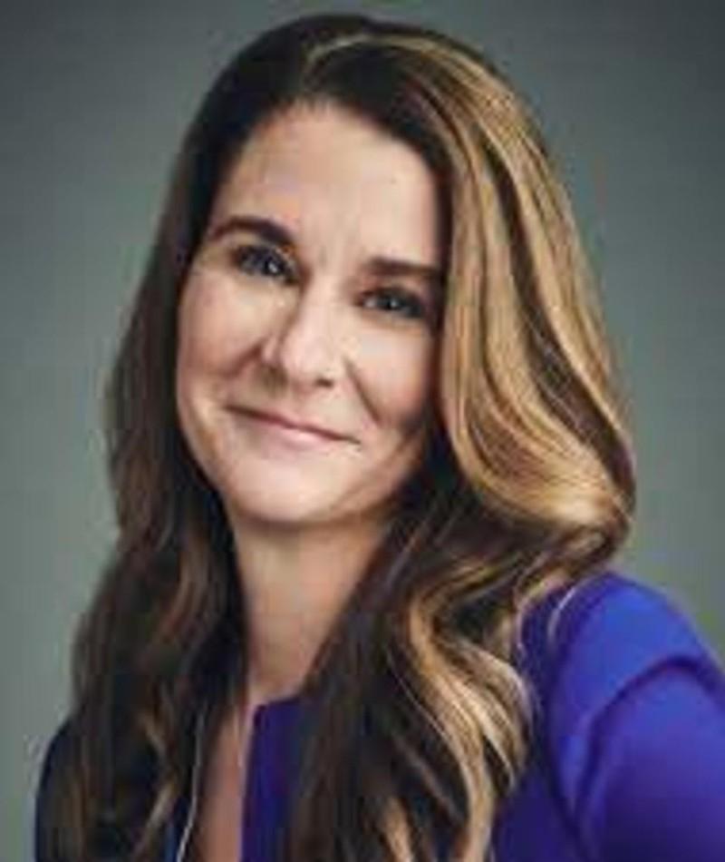 Photo of Melinda Gates