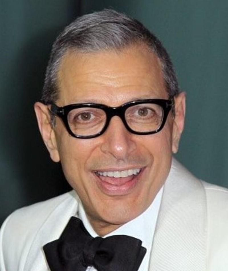 Photo of Jeff Goldblum