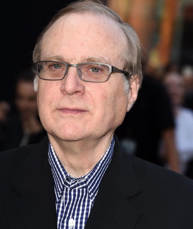 Photo of Paul G. Allen