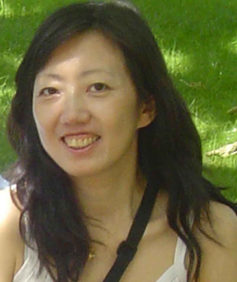 Photo of Jie Liu-Falin
