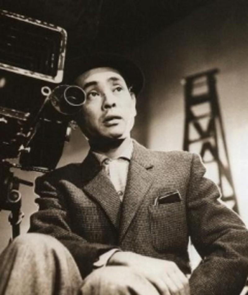 Photo of Keisuke Kinoshita