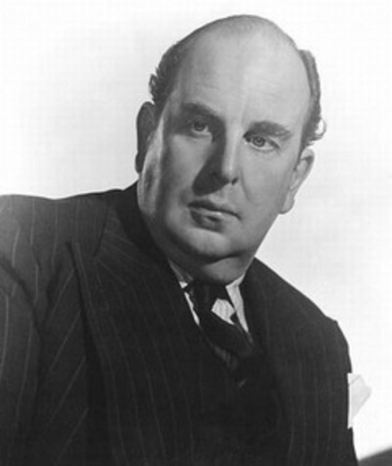 Photo of Robert Morley