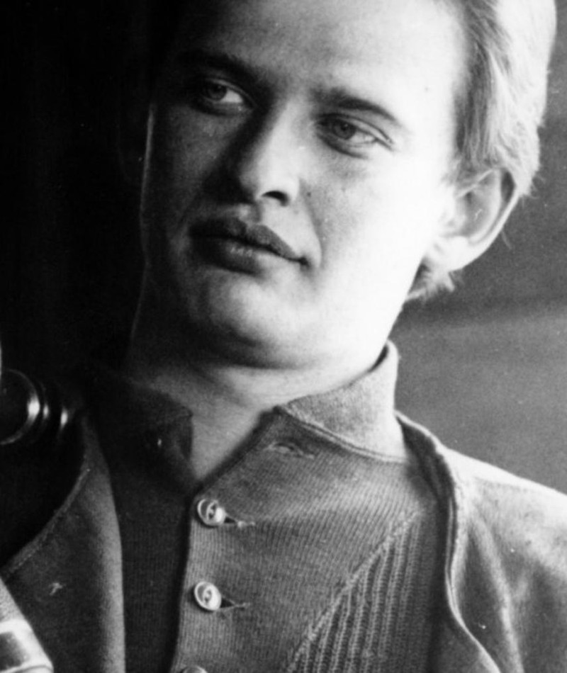 Photo of Jacek Lomnicki
