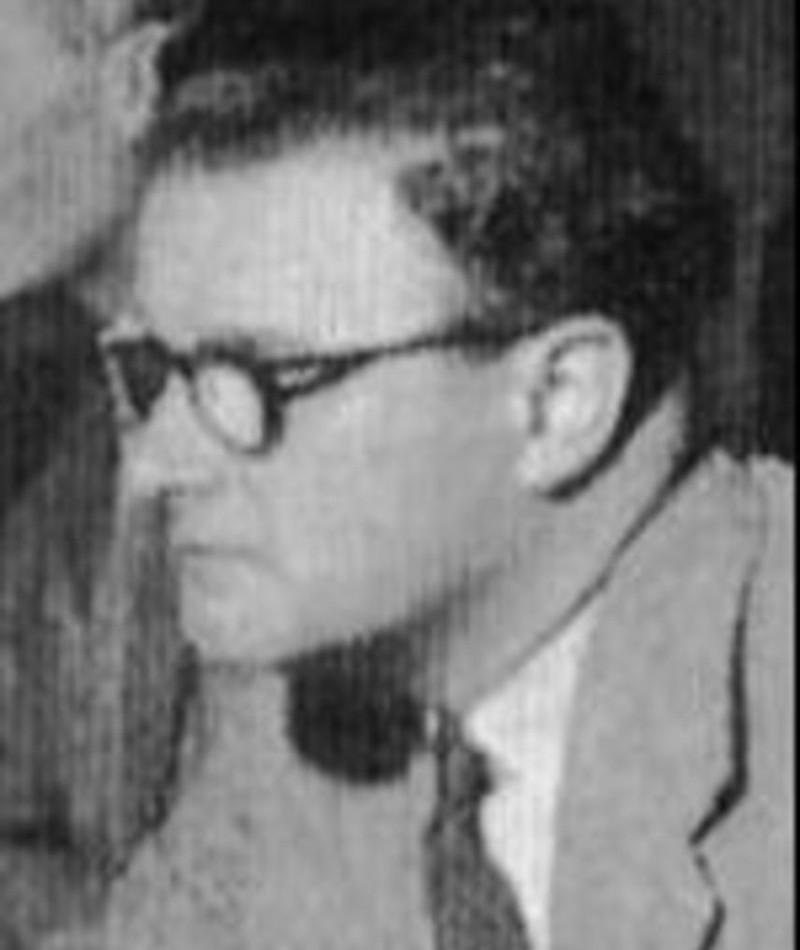 Photo of Gordon K. McCallum