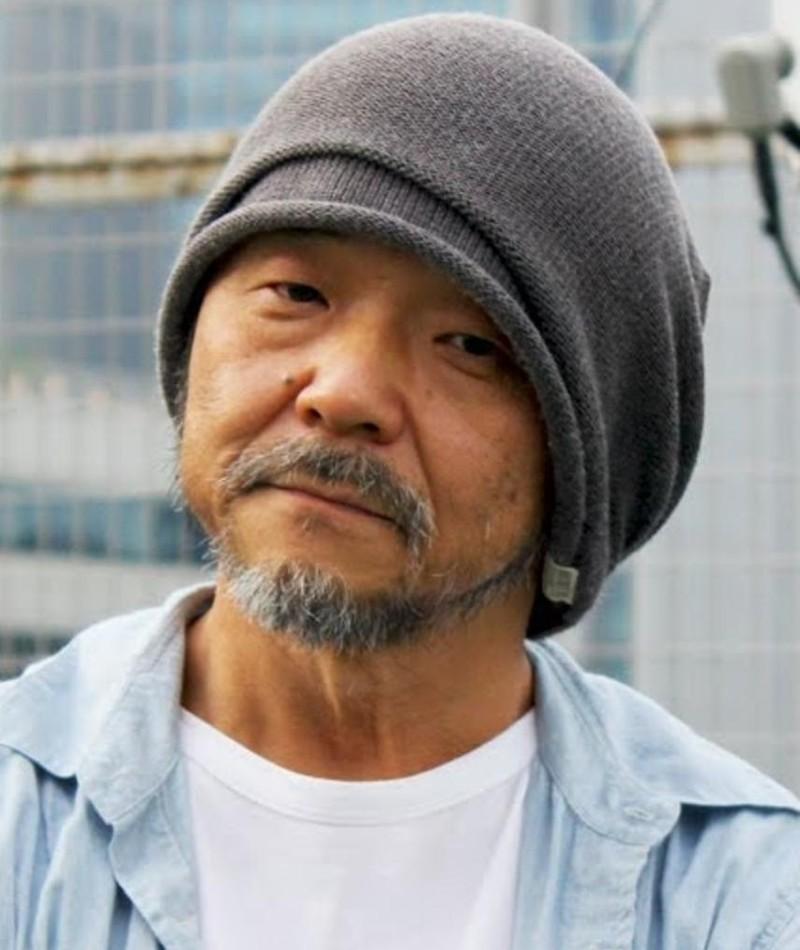Photo of Mamoru Oshii