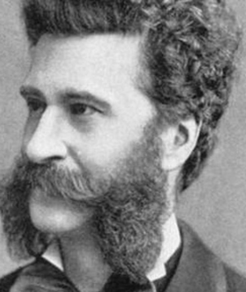 Photo of Johann Strauß