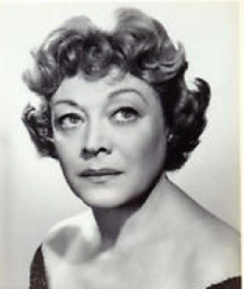 Photo of Beatrice Kay