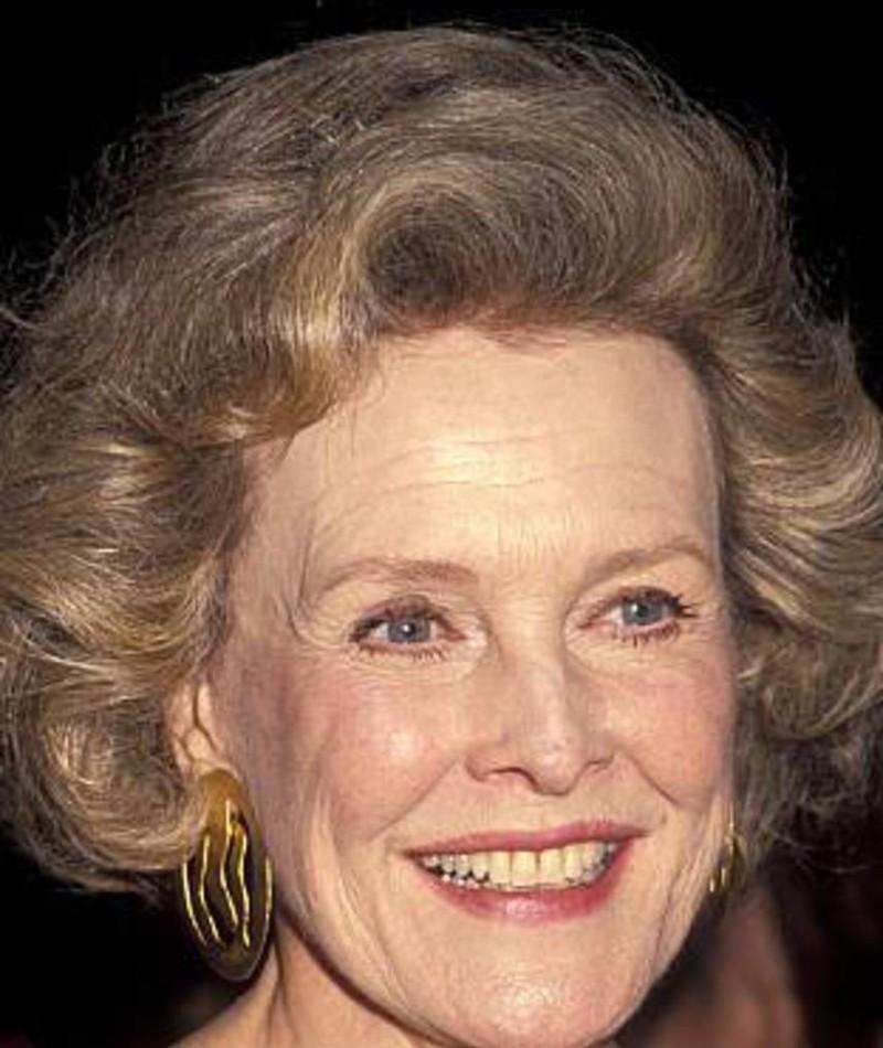 Photo of Frances Bergen