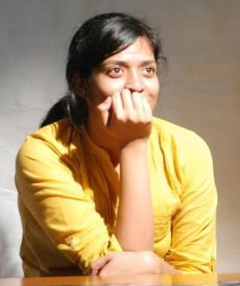 Photo of Manju Parvathy Iyer