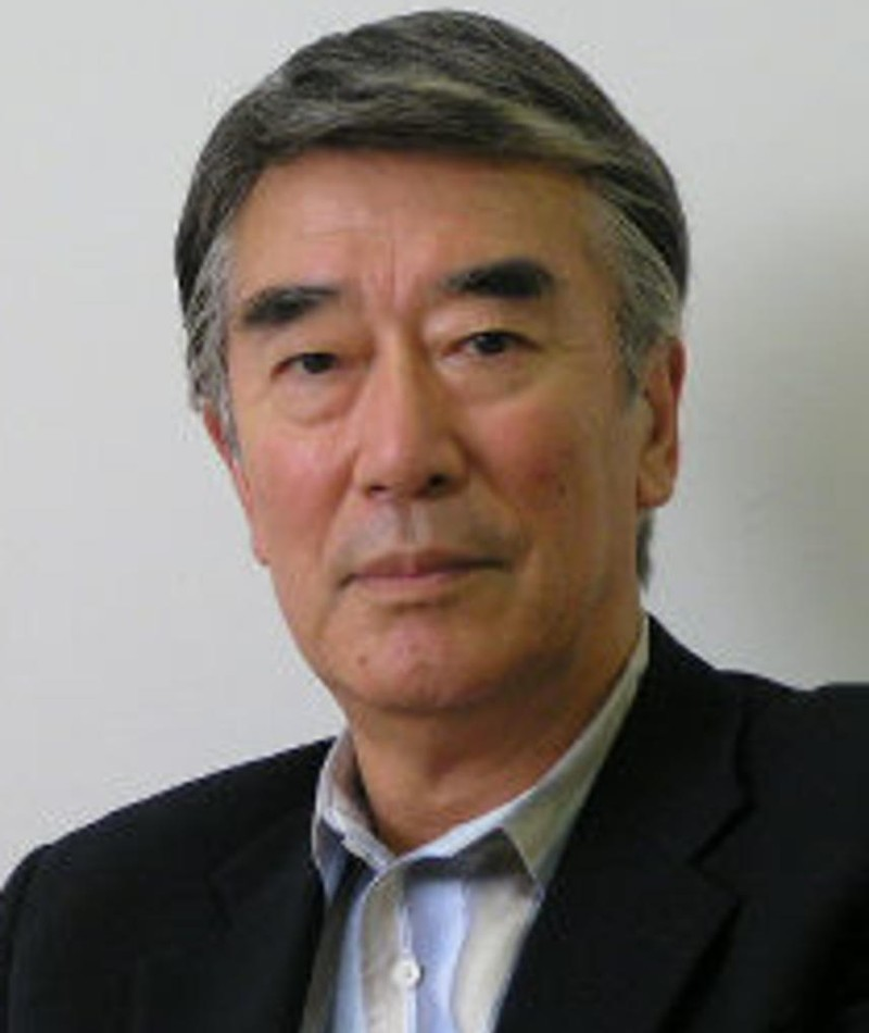 Photo of Atsuo Nakamura