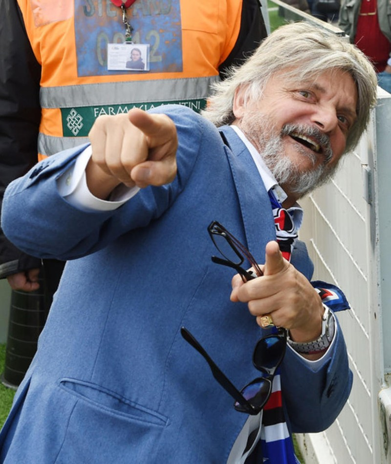 Photo of Massimo Ferrero