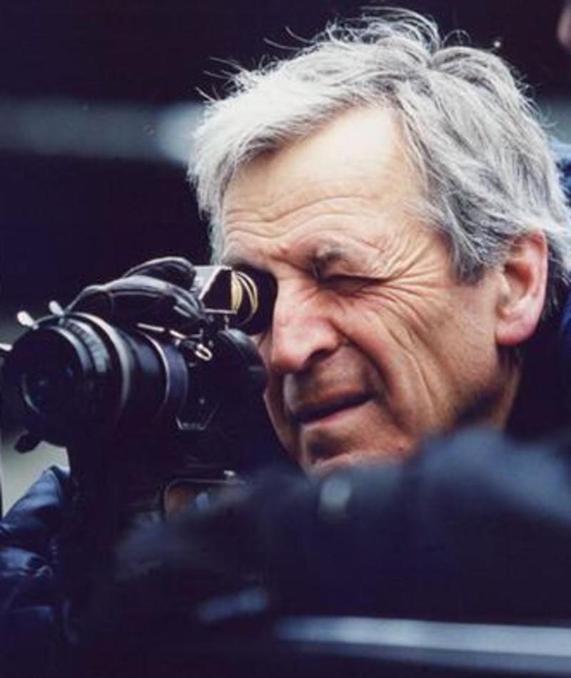 Photo of Costa-Gavras