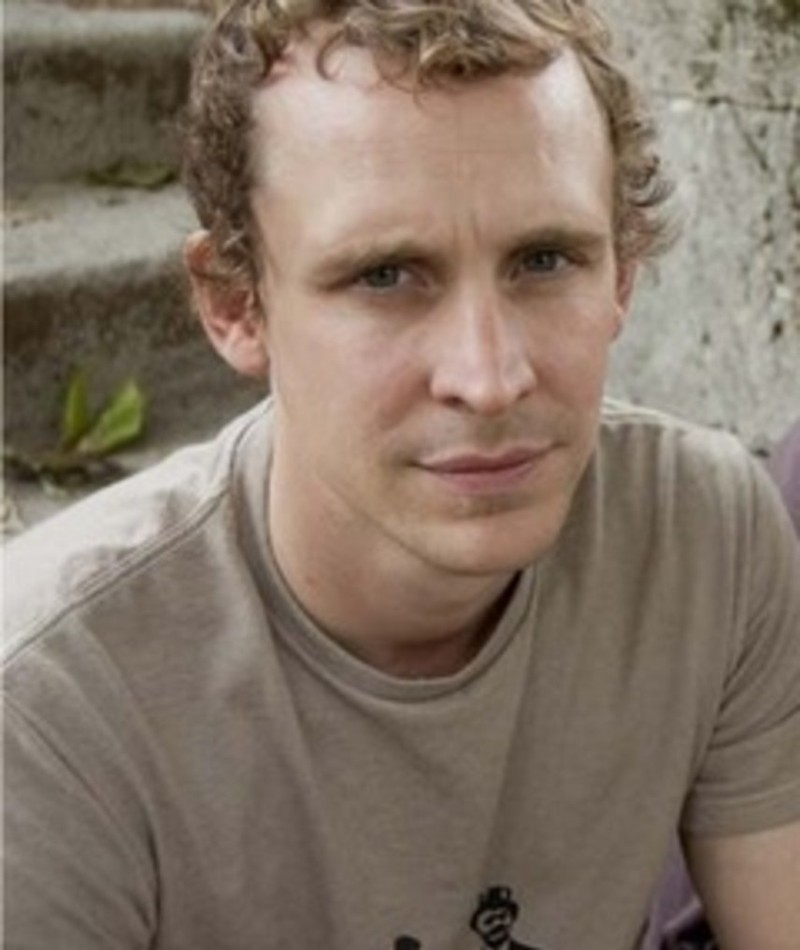 Photo of Chris Lavis