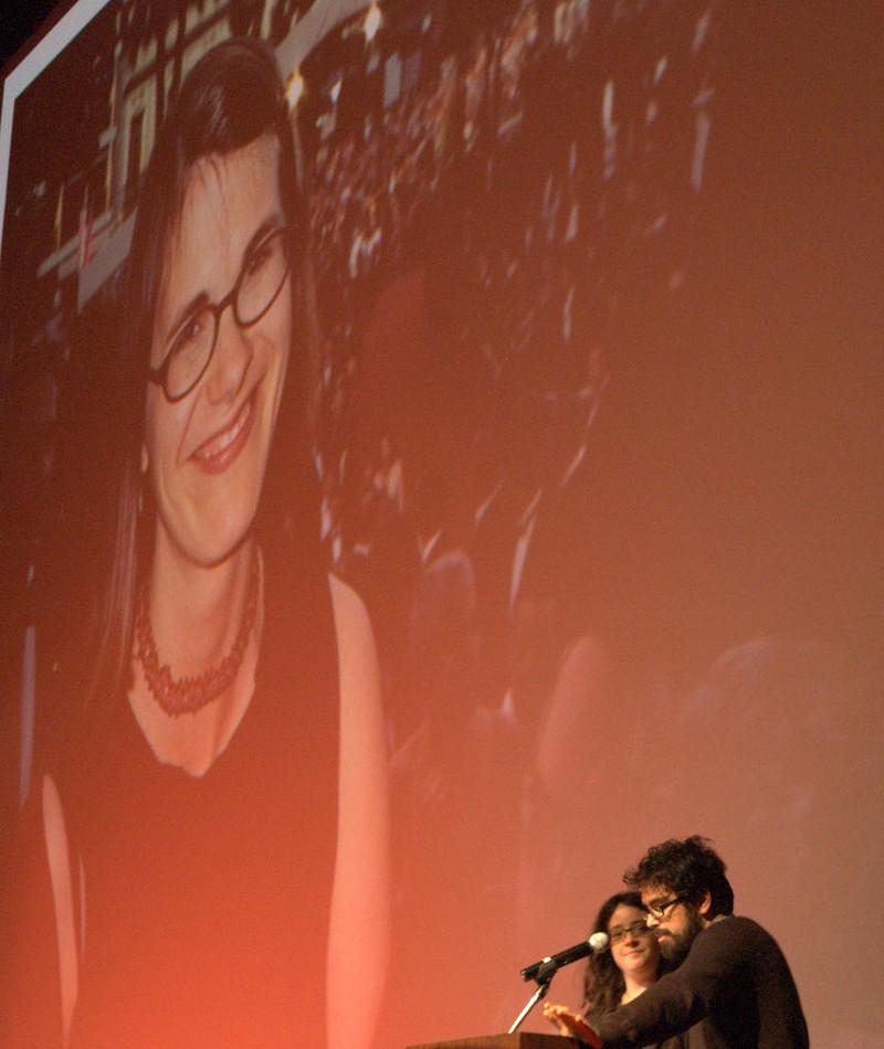 Photo of Karen Schmeer