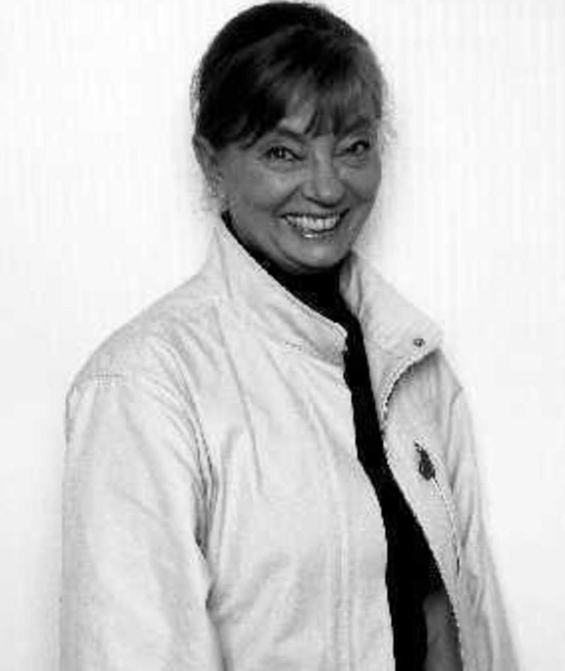 Photo of Margaret Ménégoz