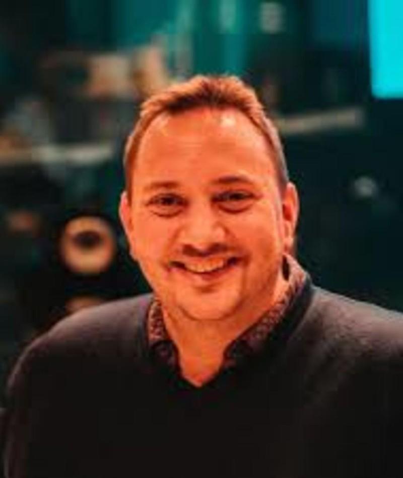 Photo of Andrew Dudman
