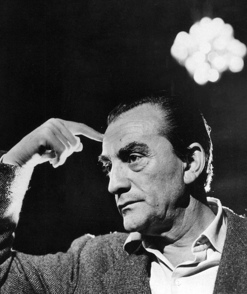 Photo of Luchino Visconti