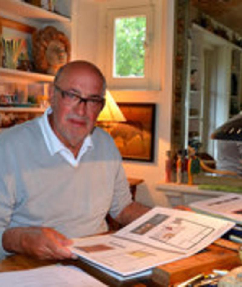 Photo of Emile Ghigo